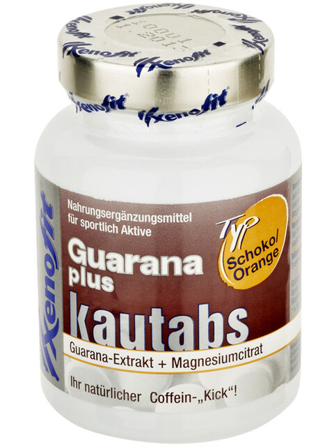 Xenofit Guarana Plus - Nutrition sport - x40
